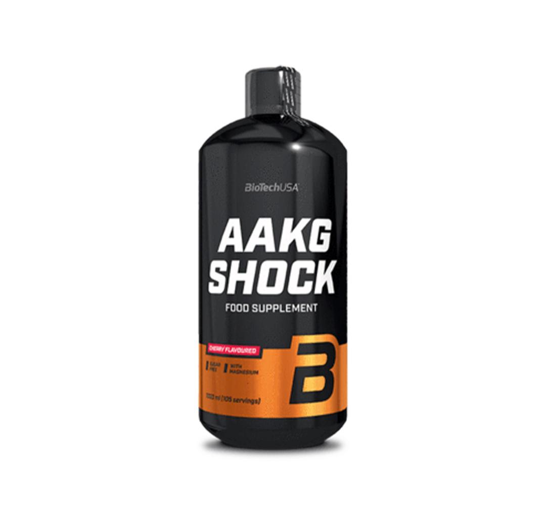 BioTech AAKG Shock Extreme - 1000ml