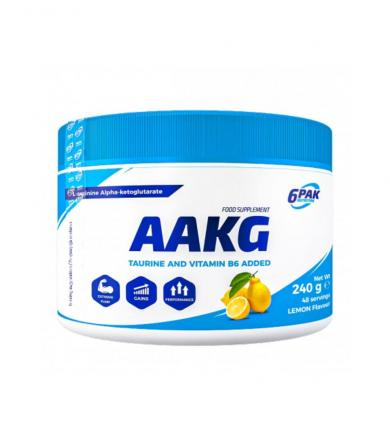 6PAK Nutrition AAKG - 240g