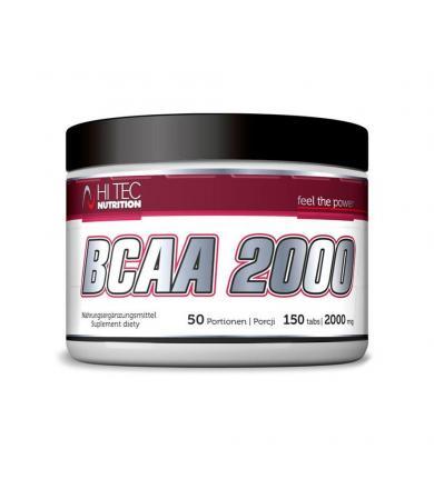 Hi Tec BCAA 2000 - 150tabl.