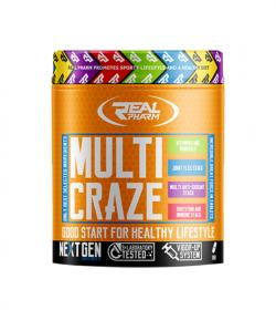 Real Pharm Multi Craze - 270tabl.
