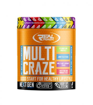 Real Pharm Multi Craze - 270tabl.