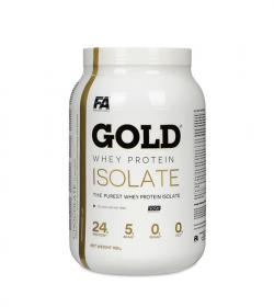 FA Nutrition Gold Whey Protein Isolate - 908 g