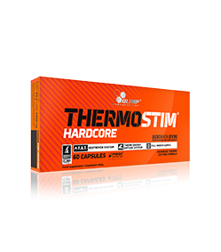 Olimp ThermoStim Hardcore - 60 kaps.