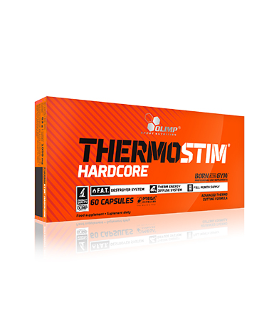 Olimp ThermoStim Hardcore - 60kaps.