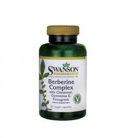 Swanson Berberine Complex - 90kaps.