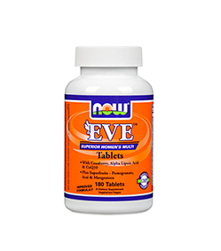 NOW Foods Eve - 180 kaps.