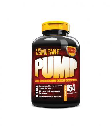 PVL Mutant Pump - 154kaps.