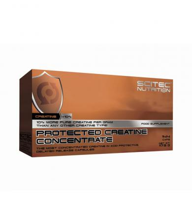 Scitec Protected Creatine Concentrate - 144  kaps.