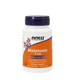 NOW Foods Melatonin - 180kaps.