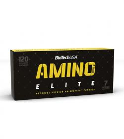 BioTech Amino Build Elite - 120 kaps.