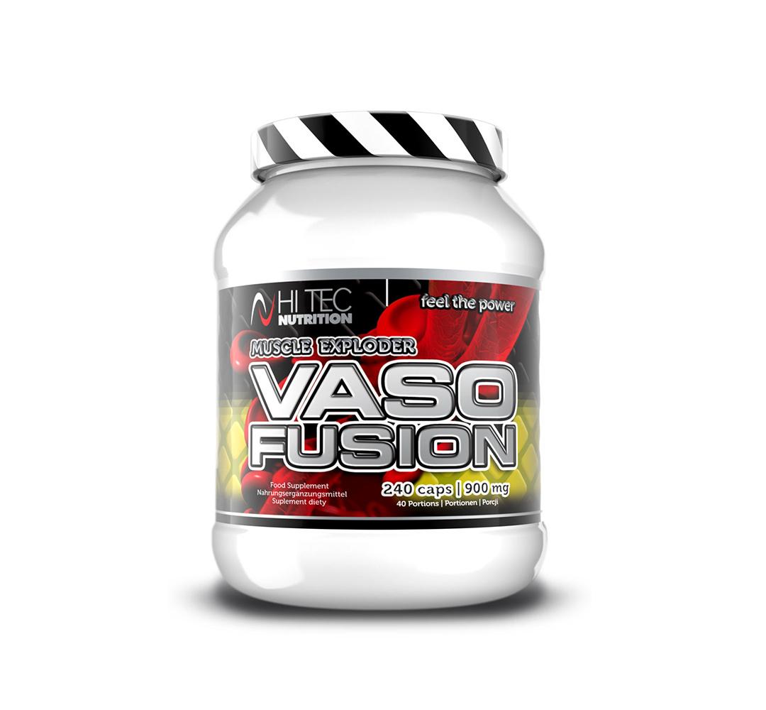 Hi Tec Vasofusion - 240kaps.