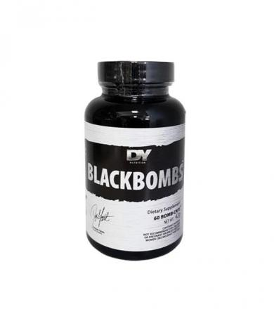 Dorian Yates Black Bombs - 60kaps.