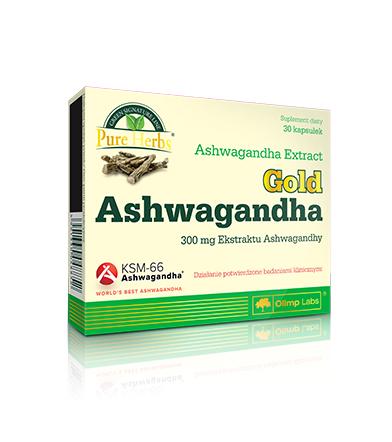 Olimp Ashwagandha Gold - 30kaps.