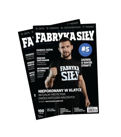Magazyn Fabryka Siły #5 (Styczeń 2019)