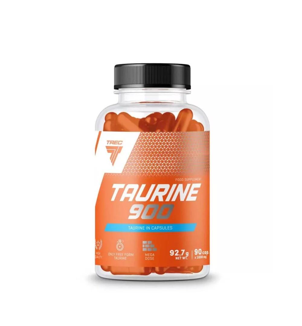 Trec Taurine 900 - 90kaps.