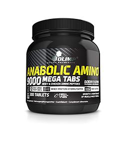 Olimp Anabolic Amino 9000 - 300tabl.