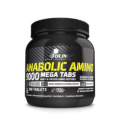 Olimp Anabolic Amino 9000 - 300 tabl.