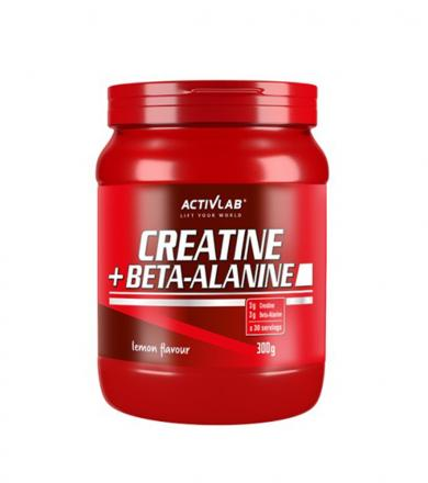 Activlab Creatine + Beta Alanine - 300g