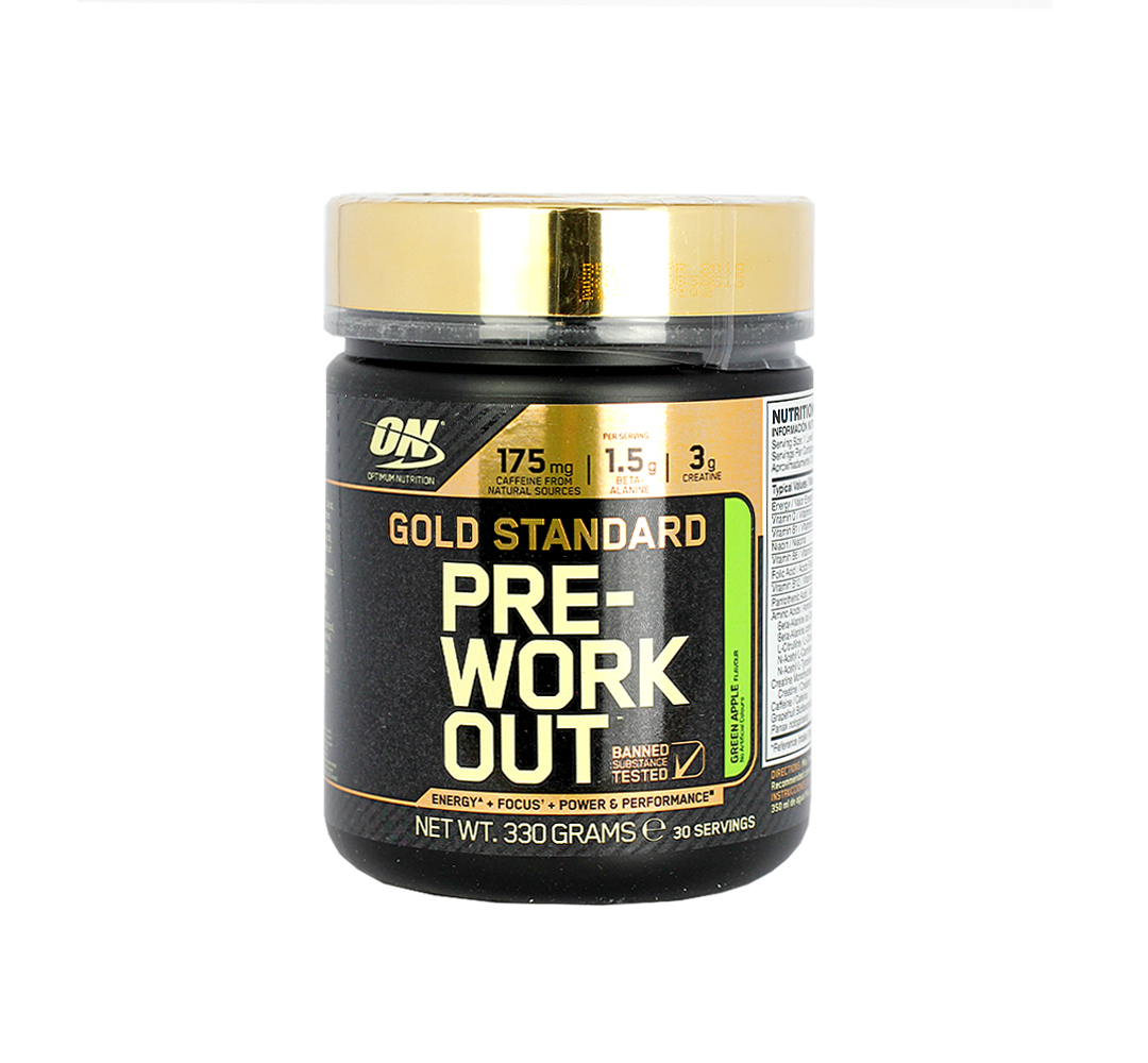 ON Gold Standard PreWorkout - 330g