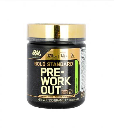 ON Gold Standard PreWorkout - 330g