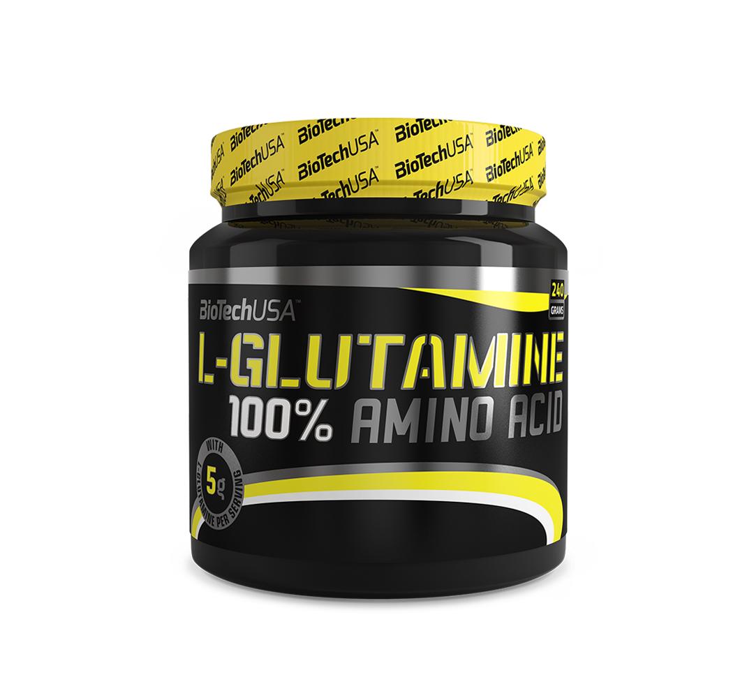 BioTech L-Glutamine - 500g