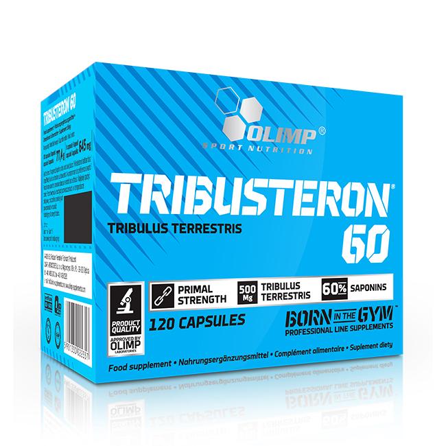 Olimp Tribusteron 60 - 120kaps.