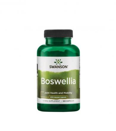 Swanson Boswellia - 100kaps.