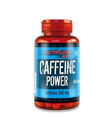 Activlab Caffeine Power - 60kaps.