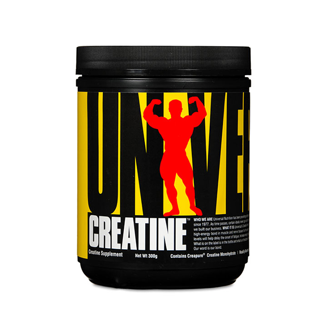 Universal Nutrition Creatine Powder - 300g