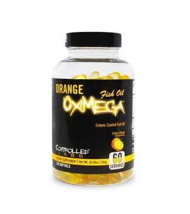 Controlled Labs Orange OxiMega Fish Oil - 120kaps.