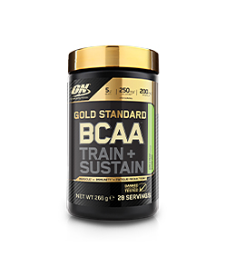 ON Gold Standard BCAA Train+Sustain - 266g