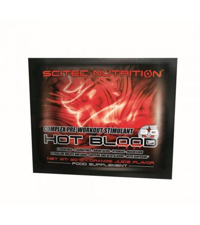 Scitec Hot Blood 3.0 - 20g