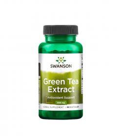 Swanson Green Tea Extract - 60kaps.
