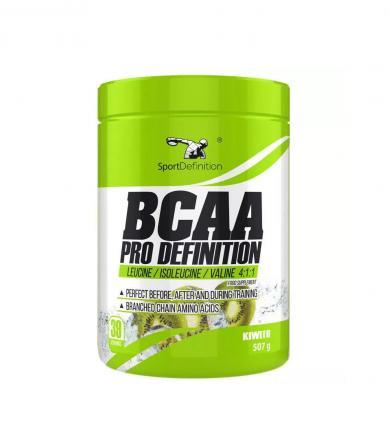 SportDefinition BCAA PRO DEFINITION - 507g