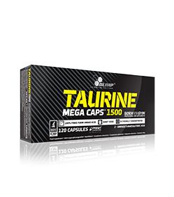 Olimp Taurine 1500 Mega Caps - 120kaps.