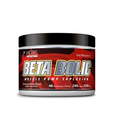 Hi Tec Beta Bolic - 240kaps.