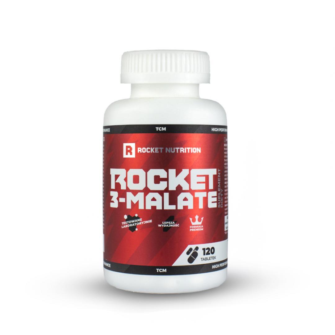 Rocket Nutrition Rocket 3-Malate - 120tabl.