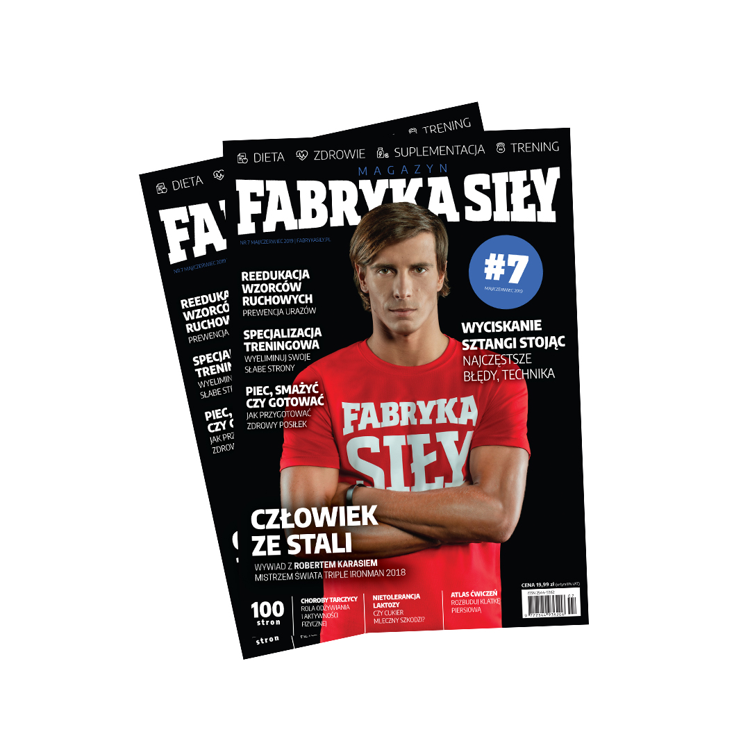Magazyn Fabryka Siły #7 (Maj 2019)