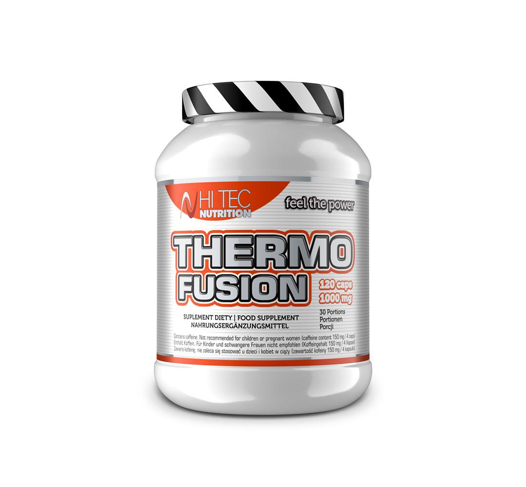 Hi Tec Thermo Fusion - 120kaps.