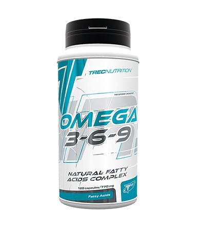 Trec Omega 3-6-9 - 120kaps.