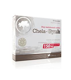 Olimp Chela-Cynk - 30kaps.