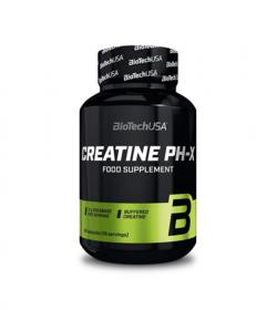 BioTech Creatine PH-X - 90kaps.