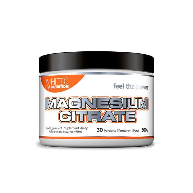 Hi Tec Magnesium Citrate - 300g