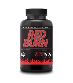 FitLabs Red Burn - 90 kaps.