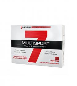 7Nutrition Multisport Vitamin & Mineral - 60kaps.