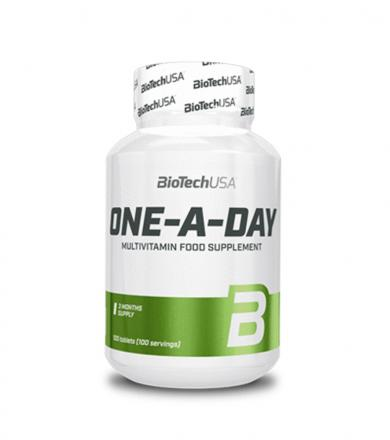 BioTech One-A-Day - 100tabl.