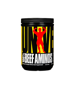 Universal Nutrition 100% Beef Amino - 200 tabl.