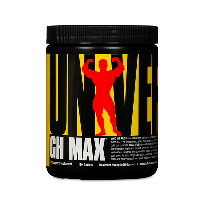 Universal Nutrition GH Max - 180tabl.