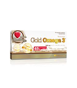 Olimp Gold Omega-3 - 60 kaps.