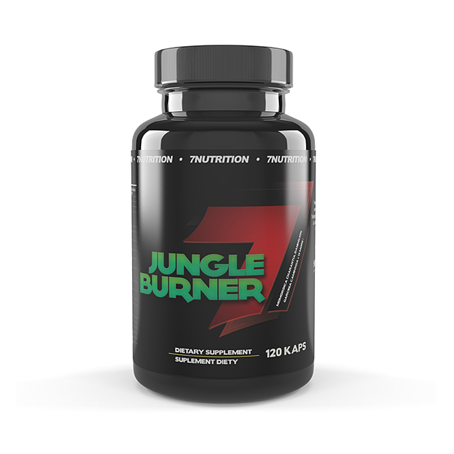7Nutrition Jungle Burner - 120kaps.